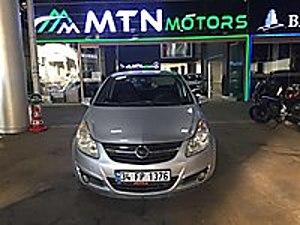 2008 MODEL OPEL CORSA 1.4 TAM OTOMATİK ORJİNAL Opel Corsa 1.4 Enjoy