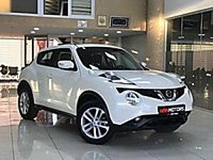 2018 ŞUBAT ÇIKIŞLI SKY PACK OTOMATİK HATASIZ TRAMERSİZ Nissan Juke 1.6 Sky Pack