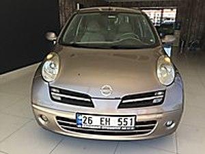ESKİŞEHİR OTOMOTİV DEN 2006 NİSSAN MİCRA 1.2 PASSİON MANUEL Nissan Micra 1.2 Passion