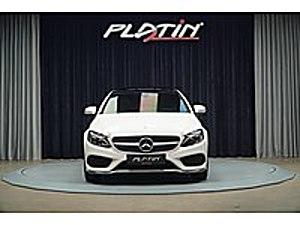2016 MERCEDES C180 COUPE AMG SUNROF ISITMA GERİ GÖRÜŞ  18.511 KM Mercedes - Benz C Serisi C 180 AMG 7G-Tronic