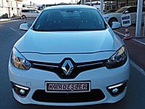 KARDEŞLER RENAULT FLUENCE 1.5 DCİ İCON EDC HATASIZ Renault Fluence 1.5 dCi Icon