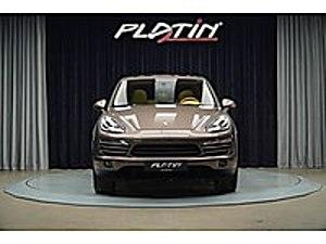BAYİ 2013 CAYENNE 3.0 D PANAROMİK AIRMATIC ELEK. BAGAJ 20  JANT Porsche Cayenne 3.0 Diesel