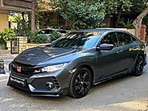 2018 CİVİC SPORT-182 HP-HATASIZ-NAVİGASYON-GERİ GÖRÜŞ-BOSE Honda Civic 1.5i VTEC Sport