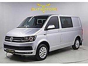 2019 COMFORTLİNE 150 lik BOYASIZ DEGISENSIZ HASAR KAYITSIZ... Volkswagen Transporter 2.0 TDI City Van Comfortline