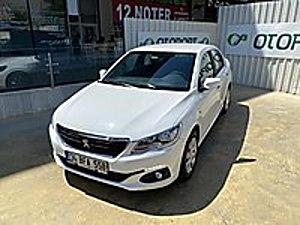 ÇETİNKAYA AUTO DAN FABRİKA GARANTİLİ   18 FATURALI 100 HP 301 Peugeot 301 1.6 BlueHDI Active
