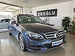 EROĞLU   2015 MERCEDES E180 EDİTİON-E FULL BOYASIZ TRAMERSİZ Mercedes - Benz E Serisi E 180 Edition E