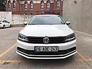2017 MODEL JETTA 13 BİNDE HATASIZ BOYASIZ Volkswagen Jetta 1.2 TSI BlueMotion Trendline