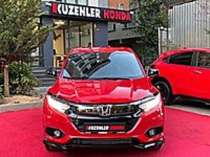 KUZENLER HONDA DAN 2020 HRV SPORT YENİ KASA 182BG  0 KM OTOMATİK Honda HR-V 1.5 i-VTEC Sport