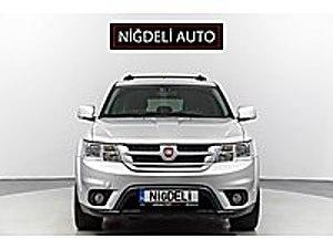 NİĞDELİ AUTO 2013 MODEL 4X4 FİAT FREEMONT LOUNGE PAKET 7KİŞİLİK Fiat Freemont 2.0 Multijet Lounge