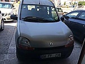 KLİMALI OTOMOBİL RUHSATLI 2000 Model Kangoo 1.4 Rte Benzin LPG Renault Kangoo 1.4 RTE