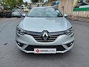 2020 Renault Megane 1.5 Blue DCI Icon - 4650 KM