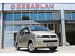 Özsağlam dan 2014 Transporter Uzun Şase-Comfort-132binde-Boyasız Volkswagen Transporter 2.0 TDI City Van Comfortline