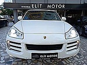 ist.ELİT MOTOR dan 2010 PORSCHE CAYENNE 3.0 D 240hp SUNROOF Porsche Cayenne 3.0 Diesel