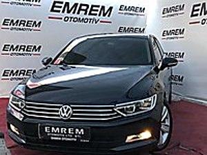 TEB-ALJ YETKİLİ BAYİİ EMREM OTM 2018VW PASSAT GERİ KMR NAVİGASYN Volkswagen Passat 1.6 TDI BlueMotion Impression