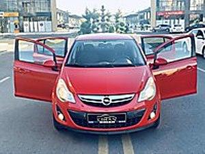 BOYASIZ TRAMERSİZ 71KM OTOMATİK VİTES KIŞ MODU SERVİS BAKIMLI Opel Corsa 1.4 Twinport Active