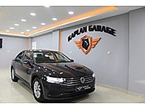 KAPLAN GARAGE DEN 2020  0  KM PASSAT 1.6 TDİ BLUEMOTİON Volkswagen Passat 1.6 TDI BlueMotion Impression