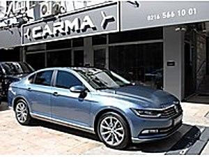 -CARMA-2016 VOLKSWAGEN 1.6TDI DIŞ HİGHLİNE PAKET-COMFORT KOLTUK- Volkswagen Passat 1.6 TDI BlueMotion Comfortline
