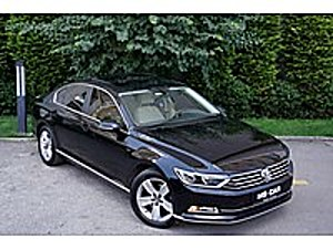 MS CAR DAN 2018 VOLKSWAGEN PASSAT COMFORTLİNE DİZEL   OTOMATİK Volkswagen Passat 1.6 TDI BlueMotion Comfortline