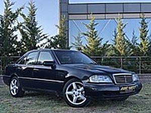 A.HAMİYET OTOMOTİV DEN 1994 MODEL C180 DEĞİŞENSİZ KUSURUZ BAKIML Mercedes - Benz C Serisi C 180 Elegance
