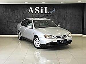 ASİL OTOMOTİV 2001 NİSSAN PRİMERA ORJİNAL 175000KM BOYASIZ    Nissan Primera 1.6 Comfort