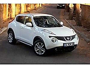 66.000 KM DE - TAM OTM - PLATİNUM - 2012 - DEĞİŞENSİZ - TAM DOLU Nissan Juke 1.6 Platinum