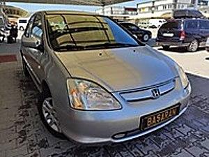 2004 OTOMATİK 1.6 CİVİC PRİNS LPG Lİ TERTEMİZ Honda Civic 1.6 i ES