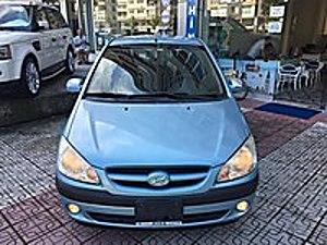 2007 MODEL 148 BİN KM DEHATASIZ BOYASIZ TRAMERSİZ Hyundai Getz 1.5 CRDi VGT