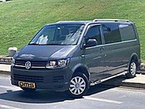 O.M.S OTOMOTİV DEN 2016 UZUN ŞASE 102 HP 5 1 CİTY VAN Volkswagen Transporter 2.0 TDI City Van
