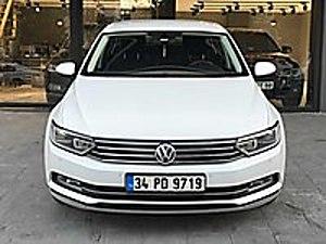2016 PASSAT  COMFORTLİNE DSG NOKTA HATASIZ SERVİS BAKIMLI Volkswagen Passat 1.6 TDI BlueMotion Comfortline