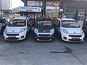 3 ADET 2020 SIFIR KM FİAT FİORİNO PREMİO 95 HP 1.3 MULTİJET Fiat Fiorino Combi Fiorino Combi 1.3 Multijet Premio