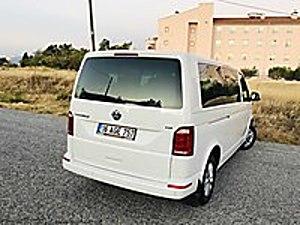 2017 CARAVELLA 2.0 TDİ COMFORTLİNE DSG 150 PS OTOMOBİL 8 1 Volkswagen Caravelle 2.0 TDI BMT Comfortline