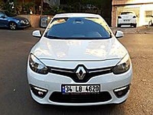 2014 MODEL DİZEL OTOMATİK SADECE 120 BİNDE DEGİSENSİZ TRAMERSİZ Renault Fluence 1.5 dCi Icon