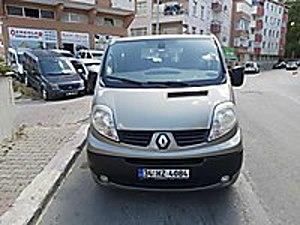 ÖZMENLER DEN 2012 RENAULT TRAFİC 2.0 DCİ GRAND CONFORT FULL Renault Trafic Multix Trafic Multix 2.0 dCi Grand Confort