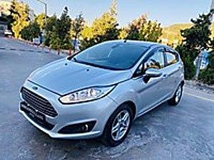 Osmanoğulları Auto 2013 Model Fiesta 1.5 TDCİ Titanium 57.000 Km Ford Fiesta 1.5 TDCi Titanium