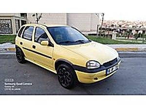 2000 1.2 LPG Lİ 228.000 KM BAKIMLI TEMİZ VADE VE TAKAS OLUR    Opel Corsa 1.2 Swing