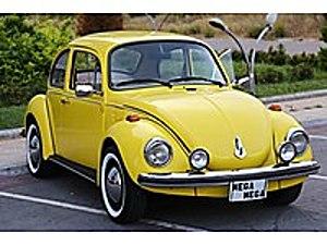 Mega Otomotiv. VW Beetle 1303   TR  TEK   KLASİK ARAÇ Volkswagen Beetle 1.3