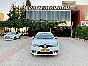 ERDEM AUTO 2014 FLUENCE İCON DARBESİZ BOYASIZ ÇOK TEMİZ Renault Fluence 1.5 dCi Icon