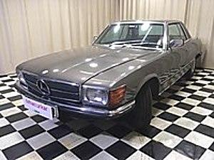 ÖZHAMURKAR-1978 MODEL KLASİK MERCEDES 450 SLC Mercedes - Benz Mercedes - Benz 450 SLC