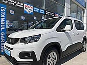 PEUGEOT RİFTER DİZEL OTOMATİK Peugeot Rifter 1.5 BlueHDI Allure