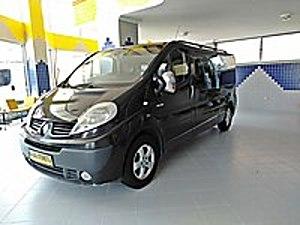 SUBAŞI dan RENAULT TRAFİC PESSENGER 8 1 HUSUSİ OTO. 18 FATURALI  Renault Trafic 2.0 dCi Passenger