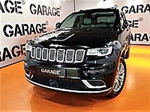 GARAGE 2018 JEEP GRAND CHEROKEE 3.0 CRD SUMMIT HATASIZ Jeep Grand Cherokee 3.0 CRD Summit