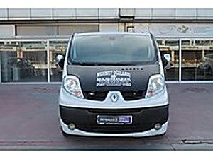 9 1 MİNİBÜS RUHSATLI FULL FULL CONFORT AKSESUARLI SIFIR DİZAYN.. Renault Trafic 2.0 dCi Passenger