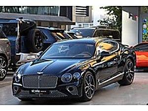 STELLA MOTORS 2020 BENTLEY CONTİNENTAL 4.0 V8 Bentley Continental GT
