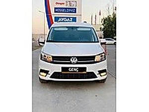 Genç otomotivden satılık 2018 caddy comfort otomotik   Volkswagen Caddy 2.0 TDI Comfortline