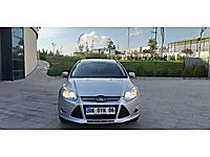 ÇINAR OTOMOTİV GEBZE DEN FORD FOCUS 180KM 1.6 MOTOR 6İLERİ VİTES Ford Focus 1.6 TDCi Trend X
