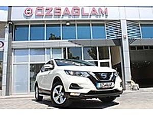 Özsağlam dan 2017 Qashqai Dizel Otomatik SkyPack Boyasız 68binde Nissan Qashqai 1.6 dCi Sky Pack