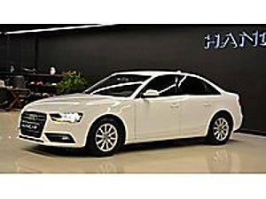 HANCAR MOTORS -2012-AUDİ A4- 177 HP - MULTİTRONİC- MMI EKRAN Audi A4 A4 Sedan 2.0 TDI
