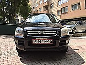 AUTO NECDET  DEN 2006 KİA SPORTAGE DİZEL OTOMATİK 4 X 4 KIA SPORTAGE 2.0 CRDI EX