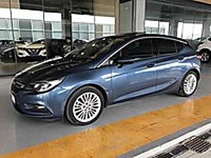 SUNROOF ANAHTARSIZ GİRİŞ ÇALIŞTIRMA ŞERİT TAKİP ÇARPIŞMA ÖNLEME Opel Astra 1.6 CDTI Dynamic