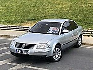 AKSA OTOMOTİVDEN 2004 VOLKSWAGEN PASSAT 1.6 TRENDLİNE Volkswagen Passat 1.6 Trendline